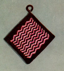 Chevron Pot Holder Pattern