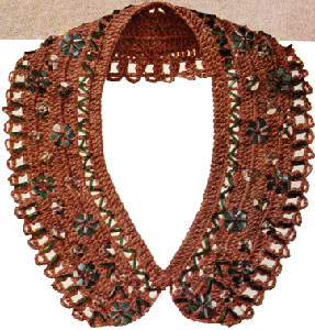 Jewelled Collar Pattern