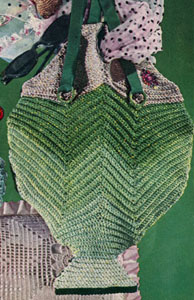 Fish Beach Bag Pattern