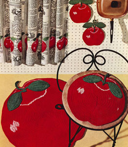 Apple Orchard Set Pattern
