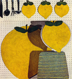 Lemon Grove Set Pattern