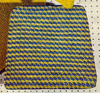 Tweed Chair Seat Cover Pattern