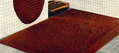 Rust Rug Pattern