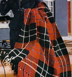 Ramsay Tartan Afghan Pattern