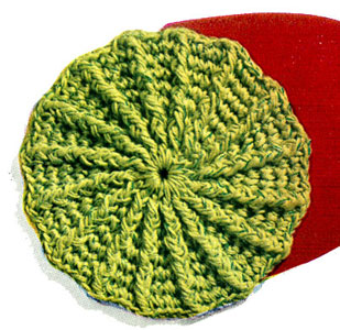 Round Pillow Pattern