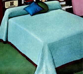 Bedspread Pattern