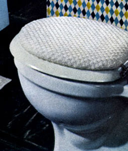 Toilet Seat Cover Pattern