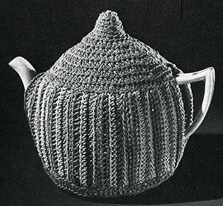 Tea Cozy Pattern #S-953
