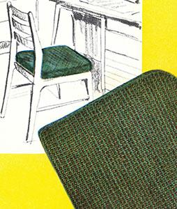 Seat Pad Pattern #S-962