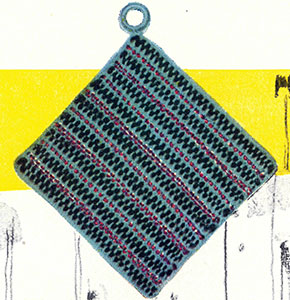Pot Holder Pattern #S-964