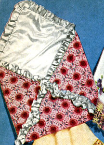 Miladys Handkerchief Case Pattern