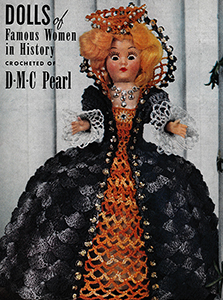 Queen Elizabeth Doll Pattern