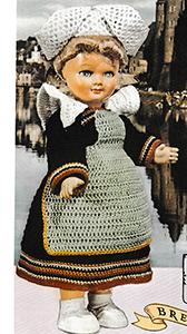 Bretagne Doll Pattern