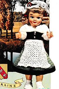 Lorraine Doll Pattern