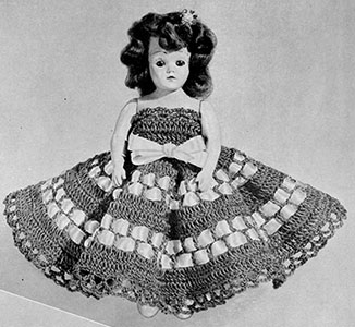 Anne Doll Pattern #559