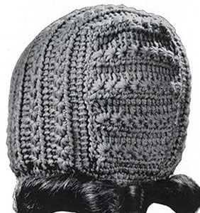 Teen-Age Hat Pattern #833