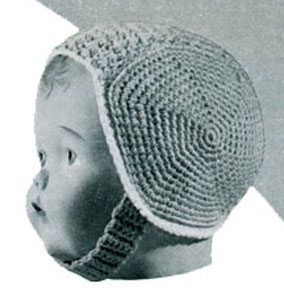 Boy's Helmet Pattern