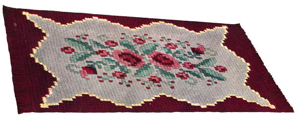Blossom Time Rug Pattern