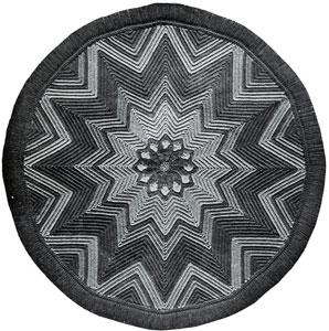 Star Rug Pattern