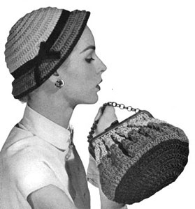 Brim Hat & Practical Pouch Bag Pattern