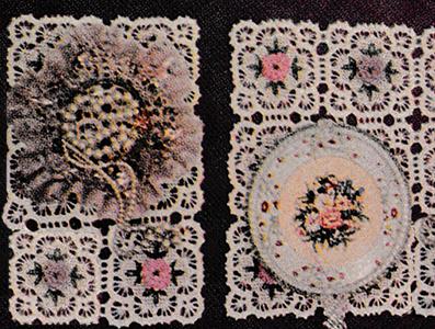Ranunculus Vanity Set Pattern #5