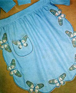 Butterfly Apron Pattern