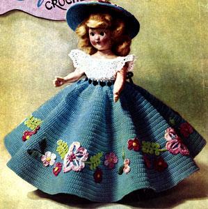 Doll Promenade Pattern