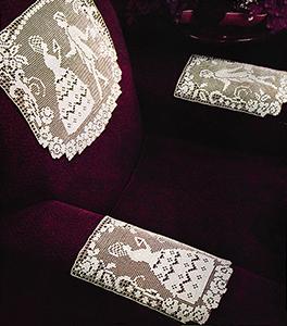 Crinoline Days Chair Set Pattern #8