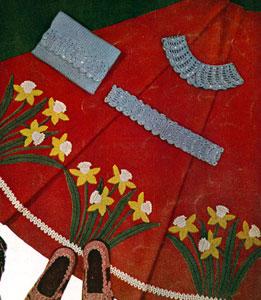 Daffodil Garden Skirt Pattern
