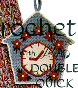 Clockhouse Pot Holder Pattern