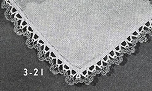 Handkerchief Edging Pattern #3-21