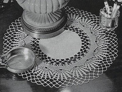Heirloom Doily Pattern