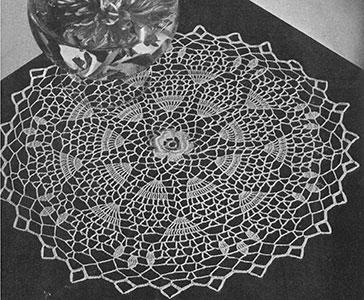 Doily #131 Pattern