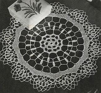Doily Pattern #9-132