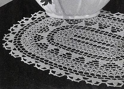 Doily Pattern #9-141