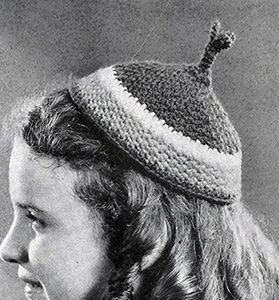 Junior Hat Pattern #571