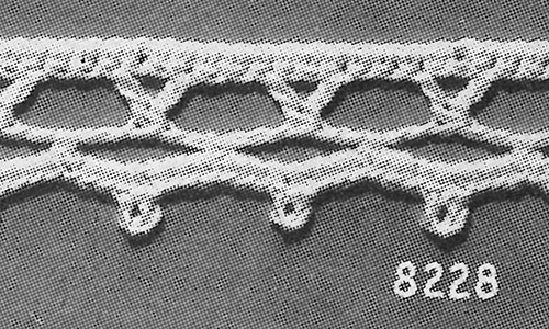 Baby Edging #8228 Pattern