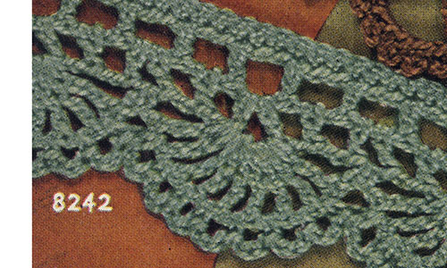 This or That Edging #8242 Pattern