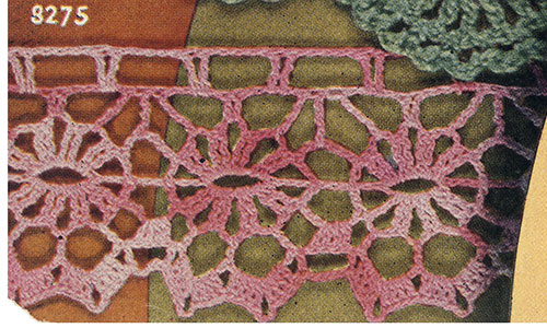 This or That Edging #8275 Pattern