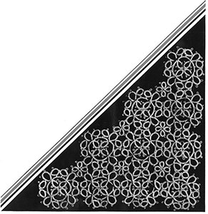 Tatting Corner Pattern #8173