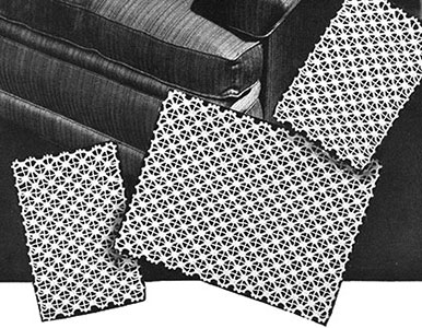 Chair Set Pattern #7043