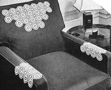 Chair Set Pattern #7105
