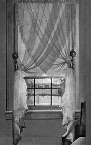 Curtains Pattern #985