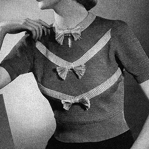 Melody Pullover Pattern #1149