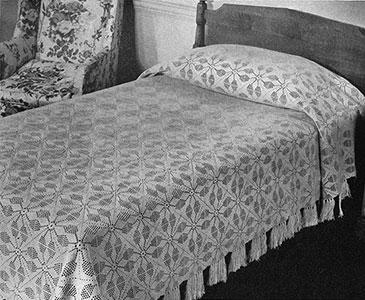 Vespers Bedspread Pattern #655