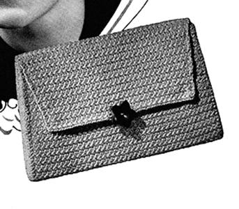 Classic Bag Pattern #2330