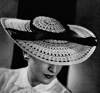 Tisket-a-Tasket Hat Pattern #2338