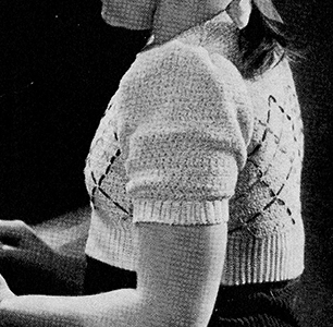Heidi Sweater Pattern #5032