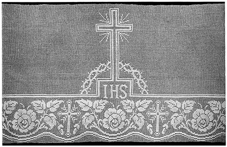 Altar Lace Pattern #9044