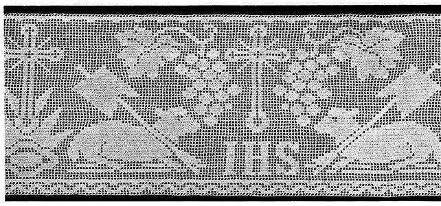Festive Altar Lace Pattern #9047